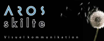 logo for AROS Skilte